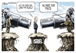 land for peace