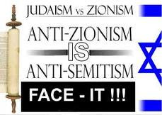 Anti-Zionism is Antisemitism