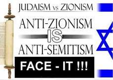Anti-Zionism is Antisemitism