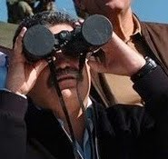 Amir Peretz, as blind as he looks in this picture