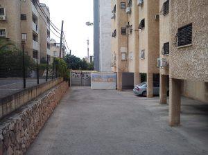 neighbours' sukkah