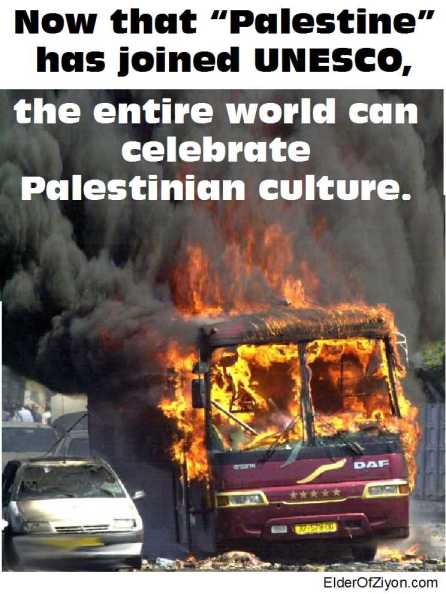 More Palestinian culture for UNESCO