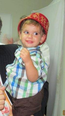 Baby tarboush