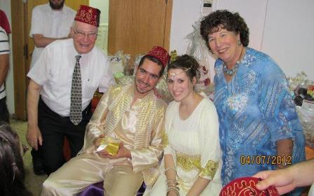 grandparents tarboush