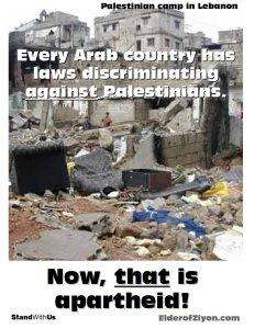 Haaretz, Gideon Levy, and the Israel apartheid canard
