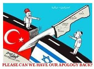 give apology back