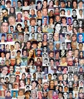 Israeli victims of Palestinian terrorism
