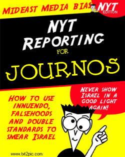 NYT Mideast Bias