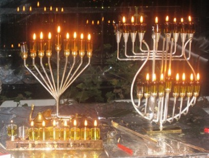 Happy Chanukah!  !חנוכה שמח