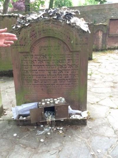 Frankfurt Pnei Yehoshua grave
