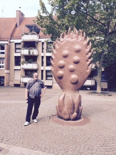 Furth Shoah monument