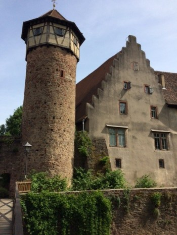 Michelstadt thieves tower