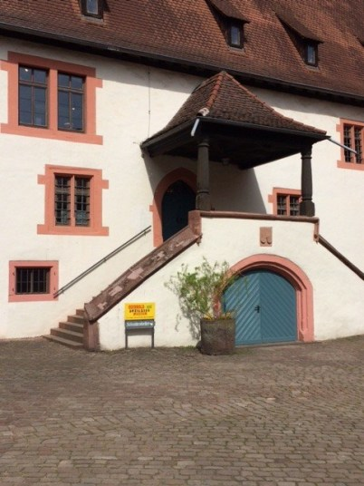 Michelstadt tithing office