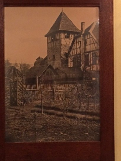Michelstadt Zum Gruenen Baum pic shul and mikve
