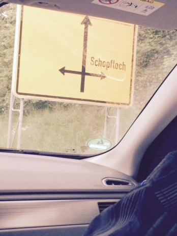 Schopfloch directions