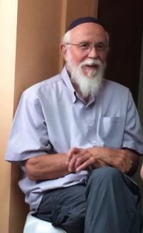 Dr. David Mandel of the Emunah Trauma Center, Sderot