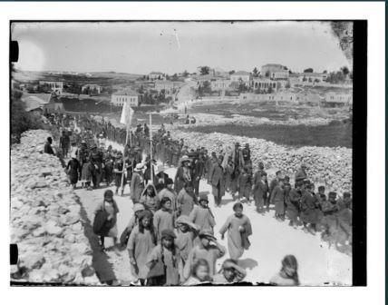 Lag Ba'Omer 1918